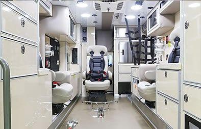 custom medium duty emergency vehicle