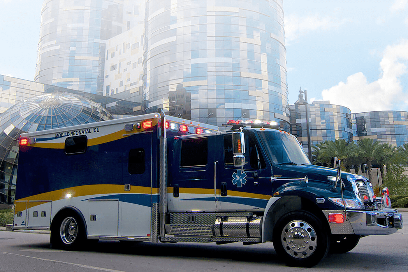 AEV High-Risk Ambulance